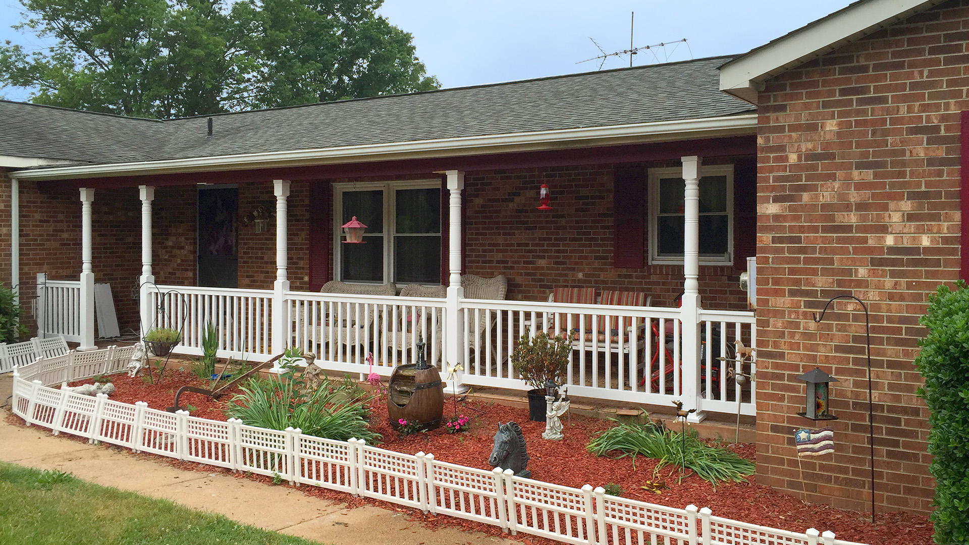 Genesis Home Improvement Virginia Porch Railings