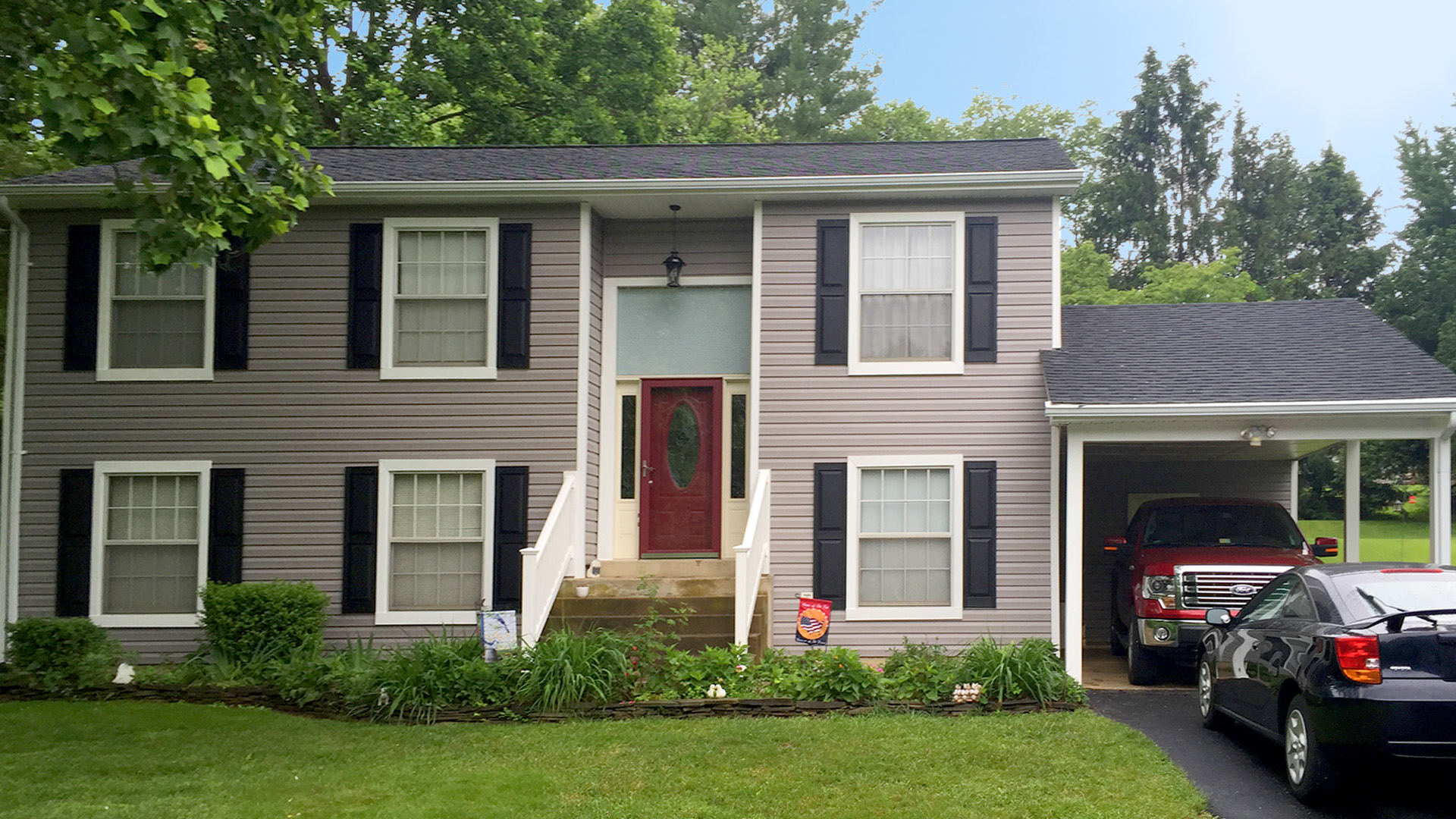 Genesis Home Improvement Virginia Siding Remodel
