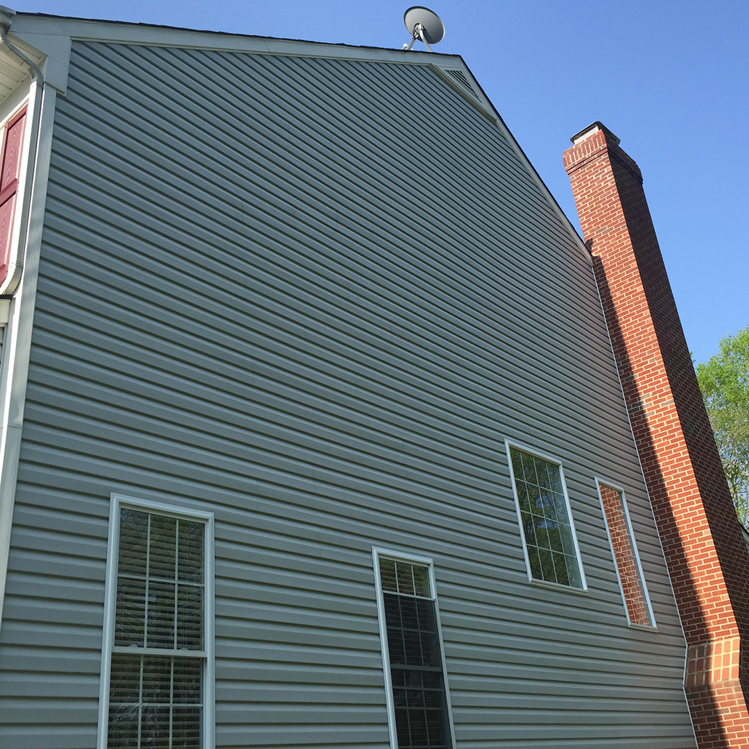 Siding in Madison - AFTER
