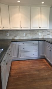 Warrenton kitchen with Wellborn Cabinets - 1