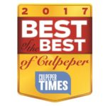2017 Best of Culpeper